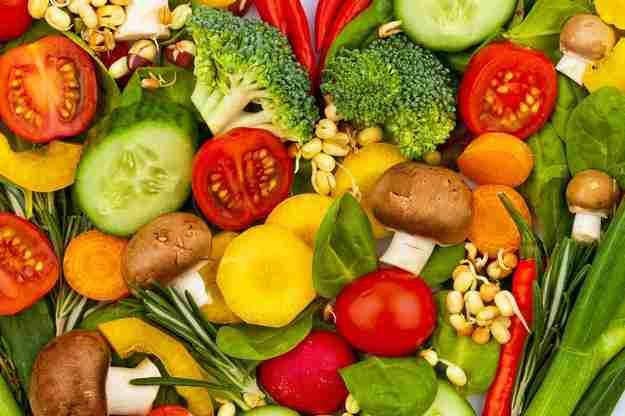 Jak wybrać świeże warzywa