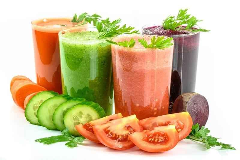 Dobroczynne właściwości soków warzywnych, przepisy na soki wazywne, zdrowe soki warzywne, jak pić sok, jak zrobić sok, dieta, zdrowy styl joanny