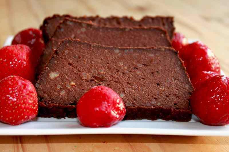 Dietetyczne Jaglane Brownie Przepis Na Zdrowe Brownie