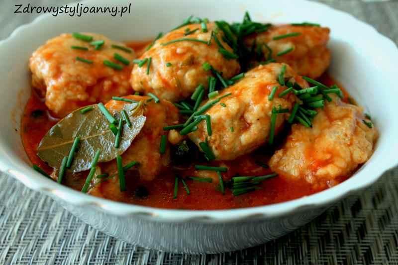 pulpety w sosie pomidorowo czosnkowym, zdrowe pulpety, przepis na pulpety, smaczne pulpety, fit obiad, pulpety dl dzieci, sos pomidorowy, zdrowy obiad, dietetyczny obiad, zdrowy styl joanny