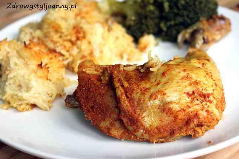 Złocisty kurczak z ryżem. pieczony kurczak, zdrowy kurczak, kurczak z ryżem, smaczny obiad, fit obiad, dietetyczny obiad, zdrowy styl joanny, zdrowy styl życia, wiem co jem, danie jednogarnkowe,, dieta