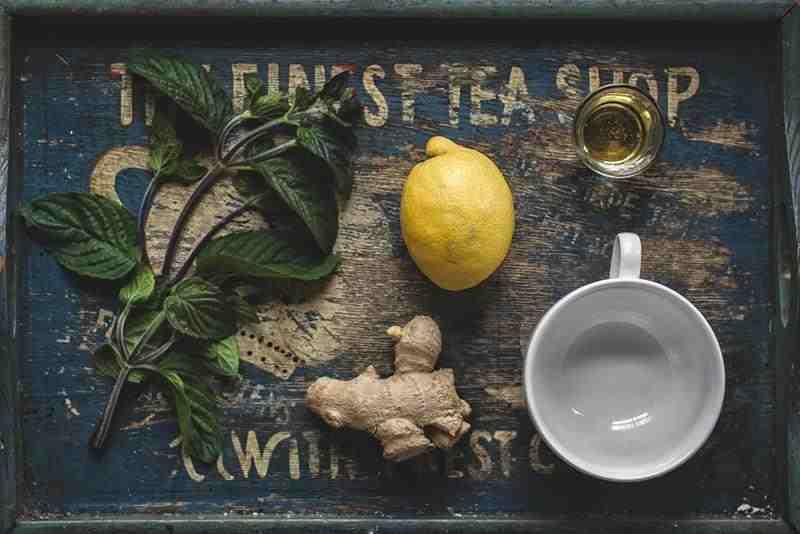 Domowe sposoby na kaszel. herbata na kaszel, limonka, cytryna, miód, domowe sposoby na kaszel, jak pozbyć się kaszlu, zdrowy styl joanny, zdrowie