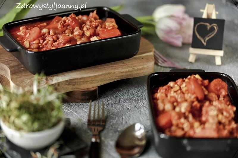 Mielone mięso z ciecierzycą i marchewką. obiad, szybki obiad, pomysł na obiad, zdrowa dieta, warzywa, marchewka, mięso mielone, indyk, pierś z indyka, cieicierzyca, czosnek, cebula, zdrowy styl joanny, blog, blogger, blog kulinarny, przepisy, stylizacja jedzenia, fotografia kulinarna, obiadek, dla dzieci, białko,